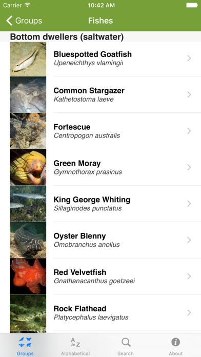 Field Guide to Victorian Fauna screenshot three