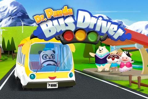Dr. Panda Bus Driver screenshot 1