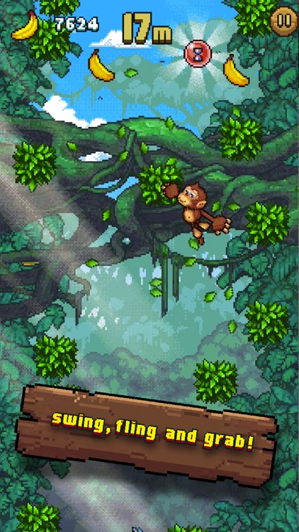 Monkey Swingers screenshot-0