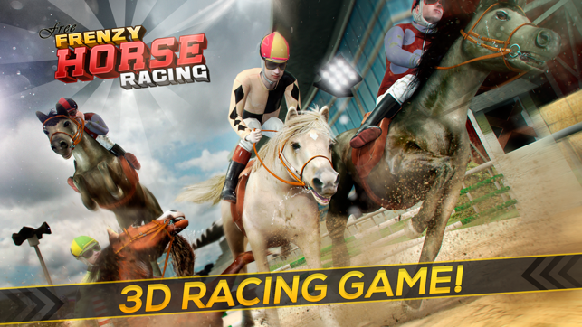Frenzy Horse Racing My World Champions Adventures Game For Free On The App Store