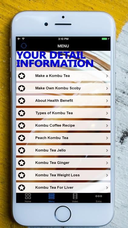 Easy Kombucha Tea - Best Guide To Start Kombucha Health Brewing For Beginners screenshot-4