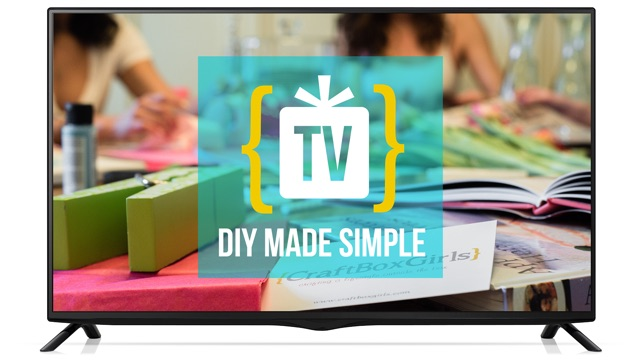 Craft Box Girls Tv Diy Made Simple On The App Store