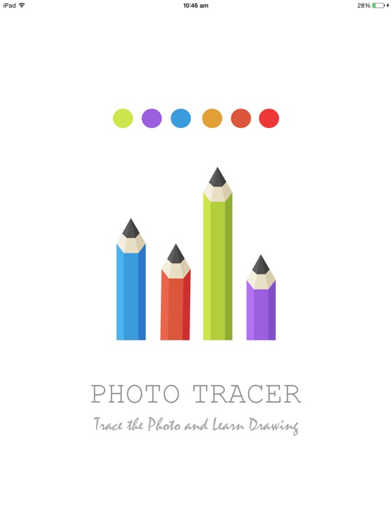 Photo Tracer - Trace the Photo and Learn drawing easily !