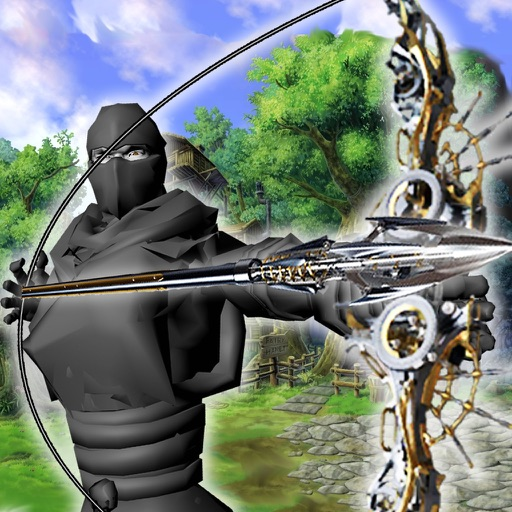 A Secret Ninja Arrow - Archery Tournament Revange