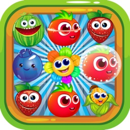 Farm Fruit Legend Match 3