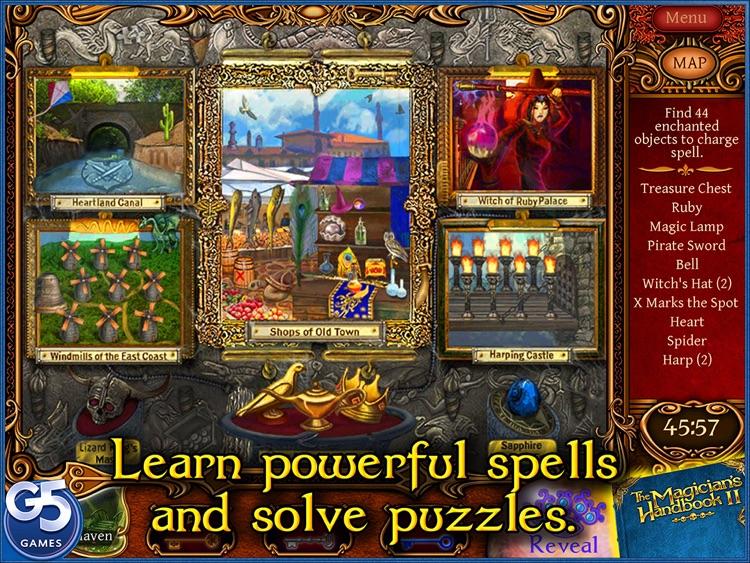 The Magician's Handbook II: Blacklore HD (Full)