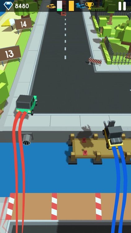 Police Chase Race screenshot-3
