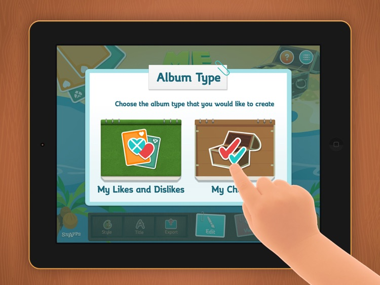 Me & My Choices – Play and learn to express your preferences, for kids with Autism and other Special Needs screenshot-3