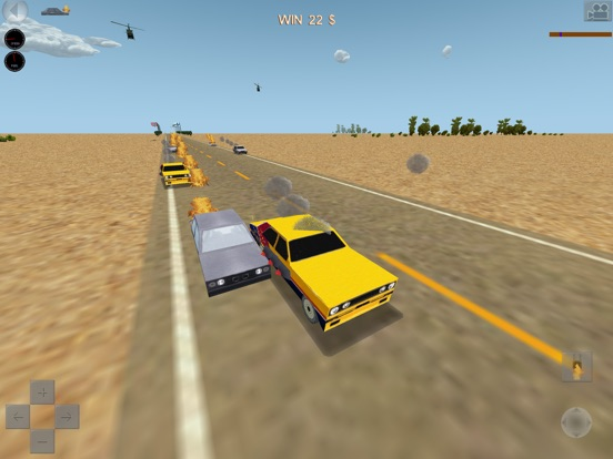 Скачать Mad Road 3D - Combat cars game