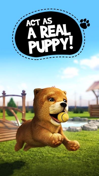 Dog Simulator 2015 screenshot one