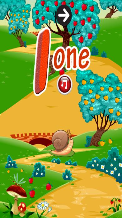 Screenshot of Impara l'inglese V1: imparare i numeri da 1 a 10 - Giochi di istruzione gratuita per i bambini e bambini3