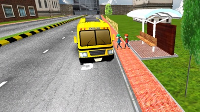 School Bus Driver 3D. screenshot four
