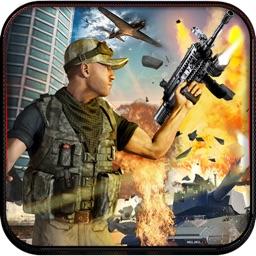 Modern Crime City Combat
