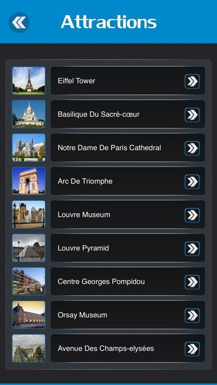 Paris City Tourism Guide