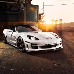 HD Car Wallpapers - Chevrolet Corvette Edition