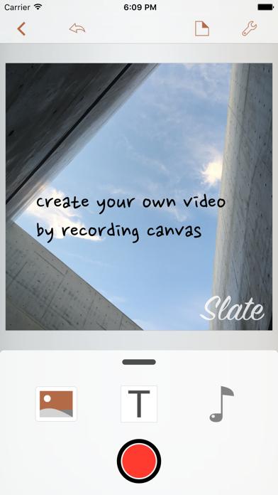 Slate - Canvas Recorder
