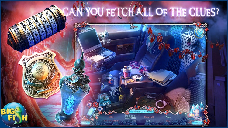 Dark Dimensions: Homecoming - A Hidden Object Mystery