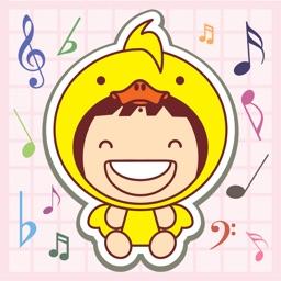 儿歌 - 儿童歌曲,动画,成语,睡前故事大全