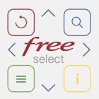 FreeSelect Premium [version sans pub] - Télécommande, Guide TV & TV Live pour votre Freebox icon