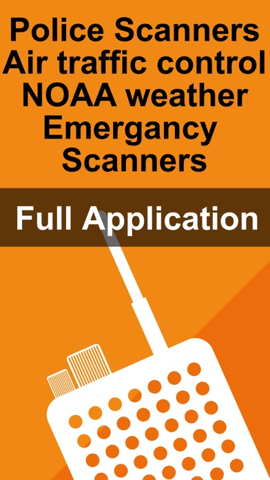 Police radio scanners - The best radio police , Air traffic