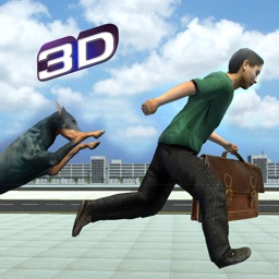 Airport Police Dog Simulator: Chase and arrest the thief in real crime city