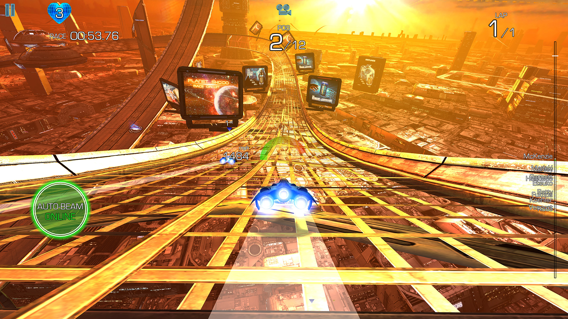 AG Drive screenshot 13