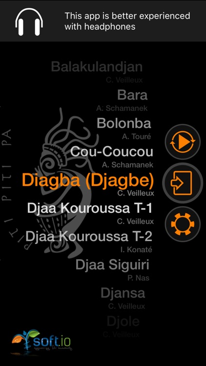 Piti Piti Pa - Traditional African Drum Rhythms, Notations and Partitions for Djembe Pro and Masters