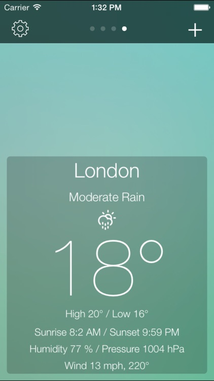 Weather Live + screenshot-0