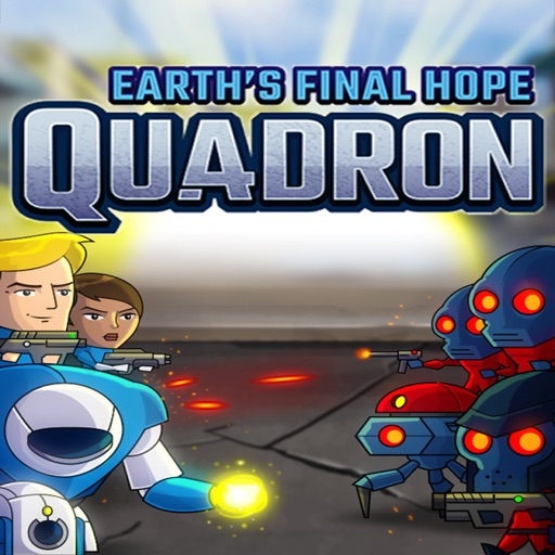 Quadron - Earths Final Hope