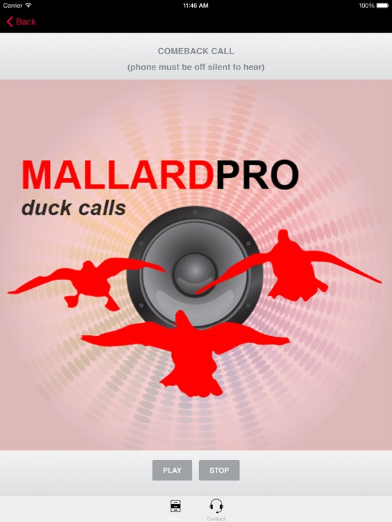 Duck Hunting Calls-Duck Sounds Duck Calling screenshot-3