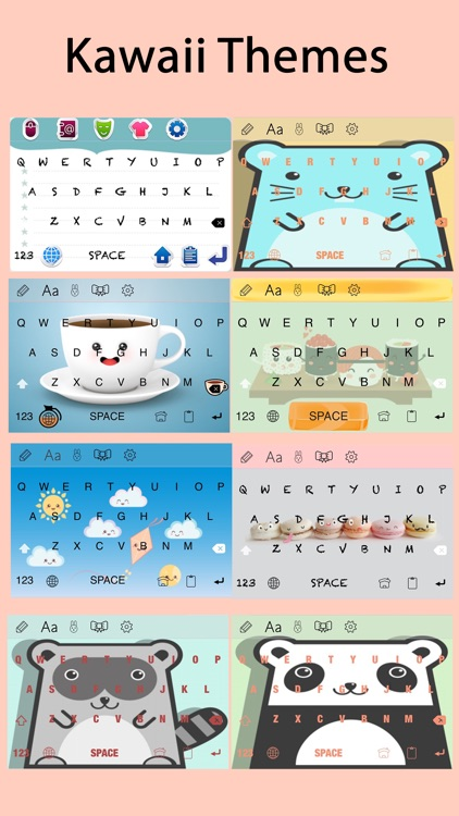 Color Fonts Keyboard ∞ Keyboards with Cool Font & Emoji for iPhone