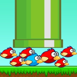 Flappy Smash, free smash bird game from original monster bird games