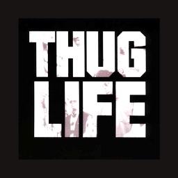 Thug Life Photo Frames