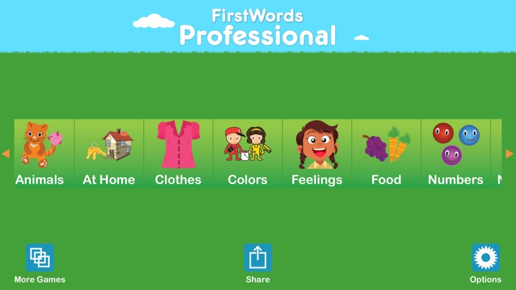 First Words Professional screenshot-3