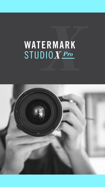 Watermark Professional - Business, Brand Or Store screenshot-0