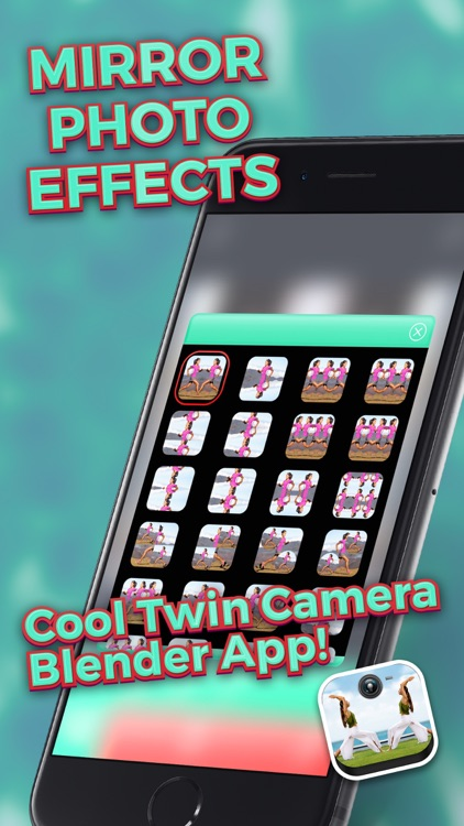 Mirror Photo Effects – Clone Yourself and Make Water Reflection in Pictures screenshot-3