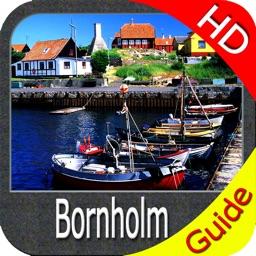 Bornholm (Denmark) HD - GPS Map Navigator