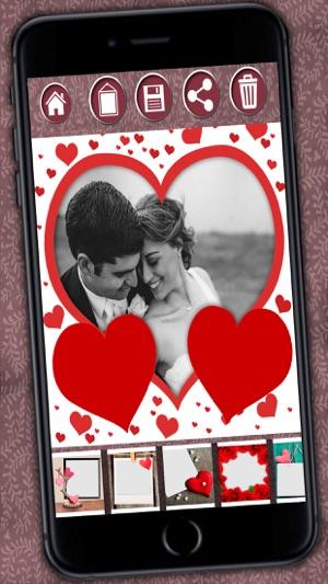 Foto marcos de amor Fotomontaje de marcos de amor para editar tus ...