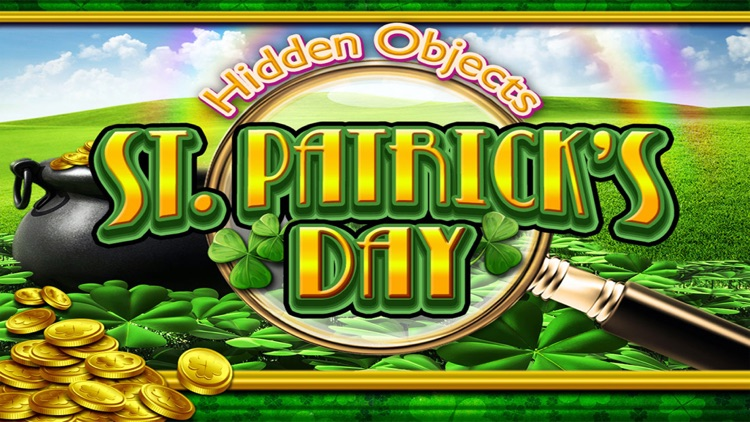 St. Patrick's Lucky Irish Day – Hidden Object Spot and Find Objects Differences Holiday Game screenshot-0