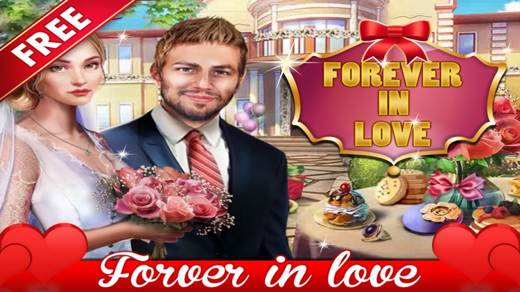 Forever in Love Hidden Objects Games screenshot-3