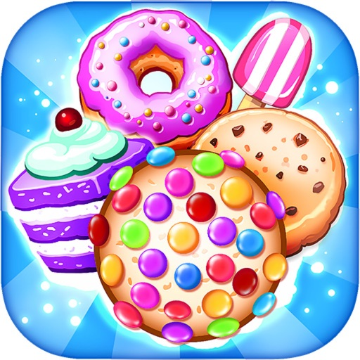 City Candy Jam: Ice Candy New Version icon