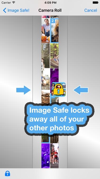 Image Safe!