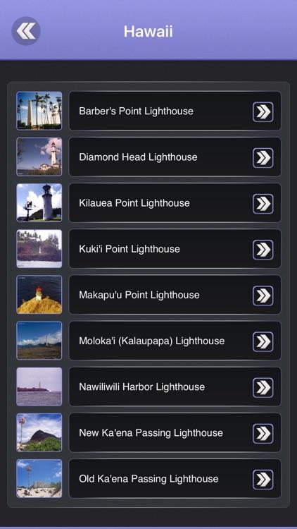 USA Lighthouses