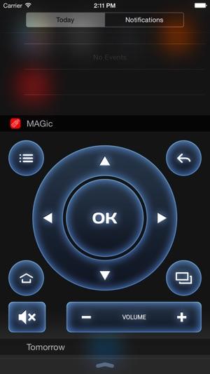 MAGic Remote - TV remote control on the App Store