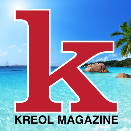 Kreol Magazine - Separated by water, but united by Culture icon
