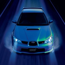 Hd Car Wallpapers Subaru Impreza Wrx Sti Edition On The App Store