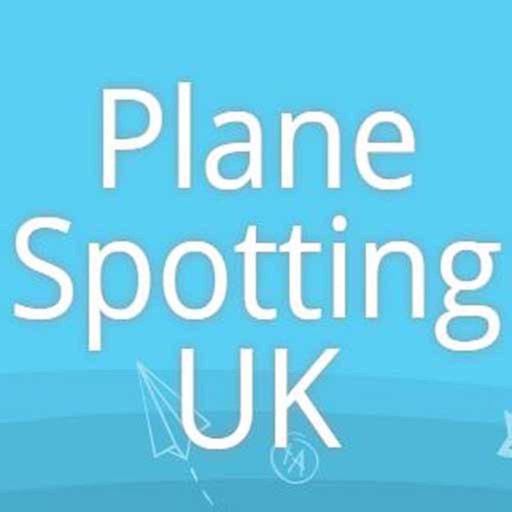 Plane Spotting UK icon