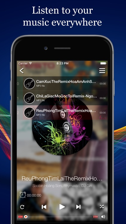 Free Music Player - Music Mp3 Player for Platforms Dropbox,OneDrive