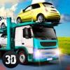 Car Transporter Driving Simulator 3D