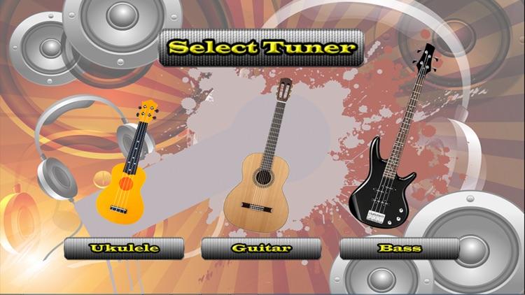 ukulele tune guitar bass 3 in 1